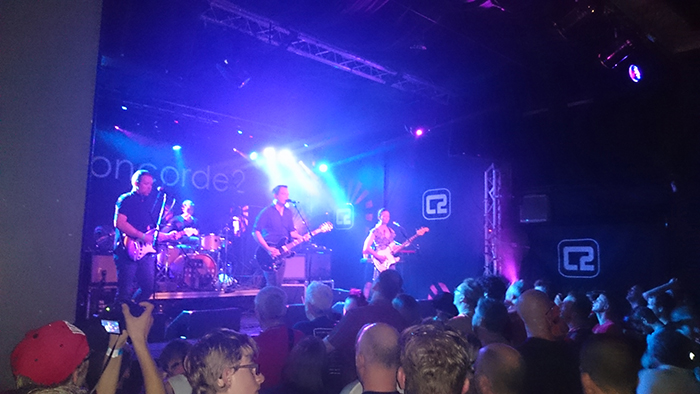 The Wedding Present at the Concorde 2