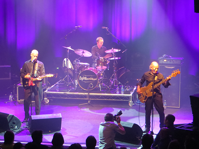 wilko johnson at the koko